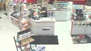 Gas station robbed in Manitowoc - Video