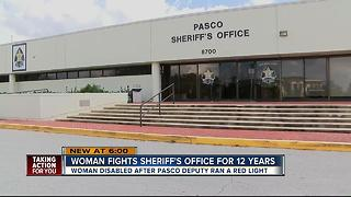 Pasco County woman takes legal battle against sheriff's office to FL Senate - Video