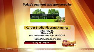 Flooring America Carpet Studio - 7/10/18 - Video