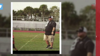 Football Coach Dies After Stepping In Front Of Bullets At Florida High School - Video