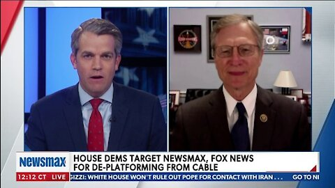 BABIN TO NEWSMAX TV: DEMS DEPLATFORM, MUZZLE PEOPLE THEY DON'T AGREE WITH