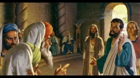 ESP ~ Episode 37 - They commanded them not to speak or teach at all in the name of Jesus