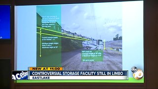 East Chula Vista recreational storage facility continues in limbo - Video