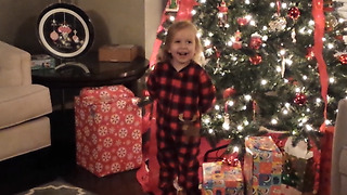 A Girl Who Ate Santa's Cookies - Video