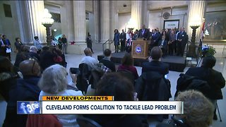 City leaders announce goal to significantly reduce lead exposure by 2028