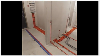 The most satisfyingly perfect cabling you'll ever see! - Video