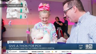 Give-a-thon for Phoenix Children's hospital happening over five days