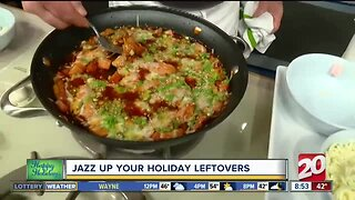 Recipe to recycle your holiday leftovers