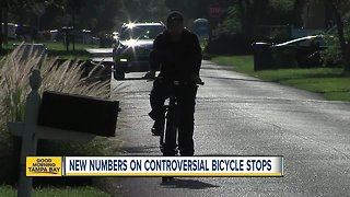 Tampa PD to present new information showing officers don't target black bicyclists during stops