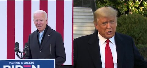 Trump and Biden face off in final debate tonight