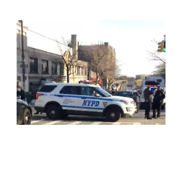 Crowd Forms in Crown Heights After Police Shoot Man Holding a Pipe