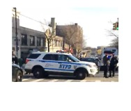 Crowd Forms in Crown Heights After Police Shoot Man Holding a Pipe - Video