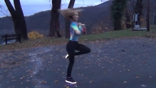 This compilation of people caught dancing will make you move your feet! - Video