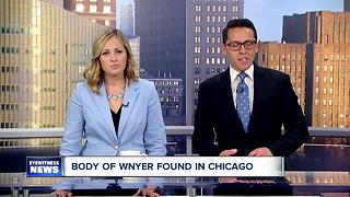 Western New York man's body found in Chicago - Video