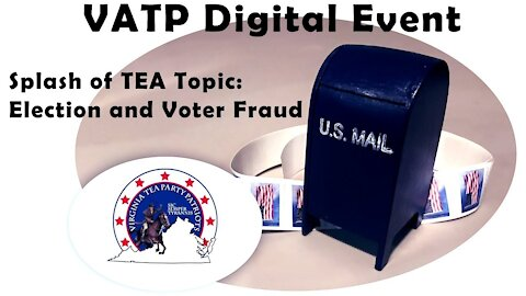 A discussion on election and voter fraud