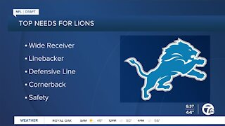 Breaking down the Lions draft pick