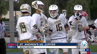Jupiter advances to title game