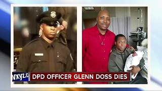 Remembering DPD officer Glenn Doss - Video