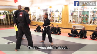 Liftable Karate Video - Video