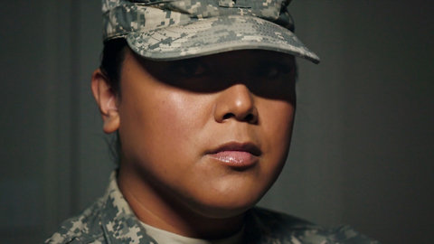Trans Military Couple Fights for Their Community's Rights