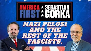 Nazi Pelosi and the rest of the fascists. David Horowitz on AMERICA First with Sebastian Gorka