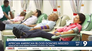 African American blood donors needed amid shortage