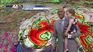 Gary Lezak's Monday Evening Forecast, 06-19 - Video