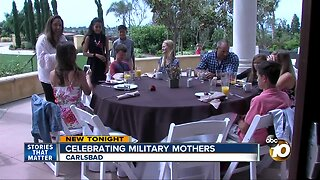 Celebrating Military Mothers
