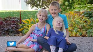 Schmidt family thanks community for supporting 3 children after murder-suicide - Video