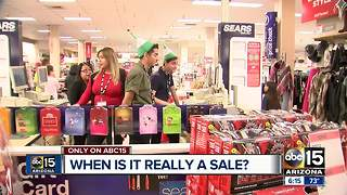 Let Joe Know: Just because something's on sale, doesn't mean it's a good deal - Video