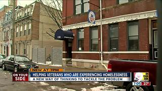 Helping veterans experiencing homelessness - Video