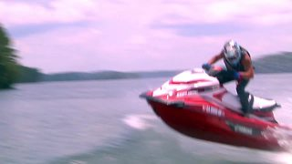 New Yamaha GP1800 personal watercraft is simply amazing - Video
