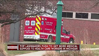 Officials respond to need for more medical supplies amid COVID-19 pandemic