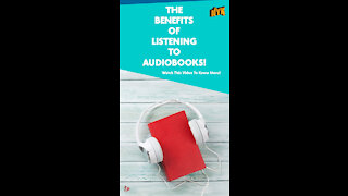 Why Should You Start Listening To AudioBooks? *
