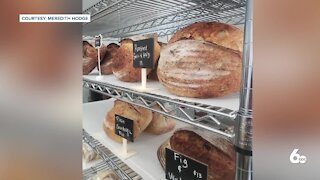 One woman's sourdough starter helps give her a fresh start