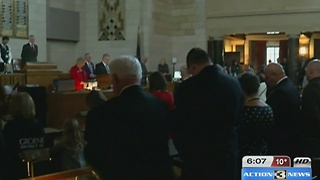 105th legislative session starts - Video