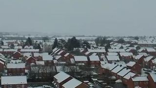 More Snow Expected in UK as Weather Warnings Continue - Video