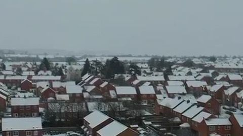 More Snow Expected in UK as Weather Warnings Continue