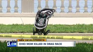 Police: Street-racing crash kills NE Ohio mother, critically hurts toddler - Video