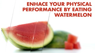 Stay young and hydrated with watermelon