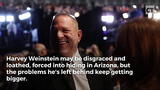 NY Attorney General Sues Weinstein Co. - Video
