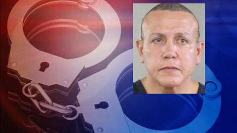 Cesar Sayoc: South Florida man pleads guilty in pipe-bomb mailings