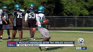 Royal Palm Beach off to hot start 9/11