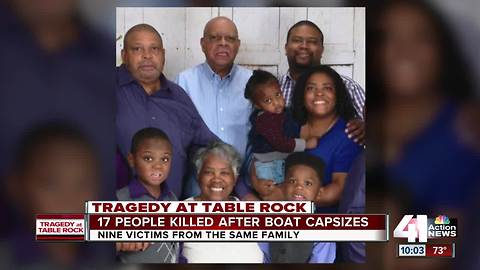 Table Rock Lake Tragedy: These are the victims