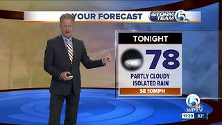 South Florida weather 8/7/18 - 11pm report - Video