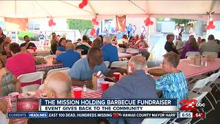 The Mission holding BBQ fundraiser tonight - Video