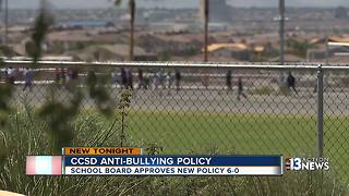 CCSD revamps its anti-bullying policy - Video