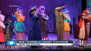Mary Poppins at Sunset Playhouse