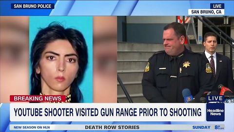 The Handgun Used By YouTube Shooter Was Legally Owned and Registered to Her