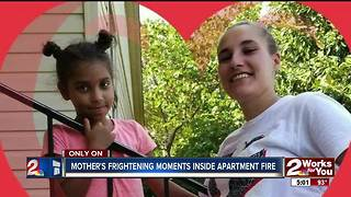 Mother remembers fire that killed daughter - Video
